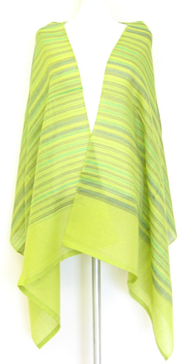 Neon Lightweight Summer Beach Scarf Shawl-Boardwalk Style