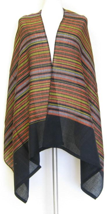 Shawl Wrapping Styles Lightweight Scarf-Boardwalk Style
