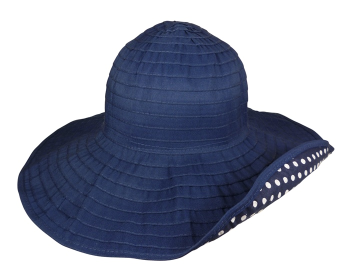 ladies sun hat - boardwalk style