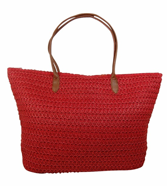 Crochet Beach Tote Bag-Boardwalk Style