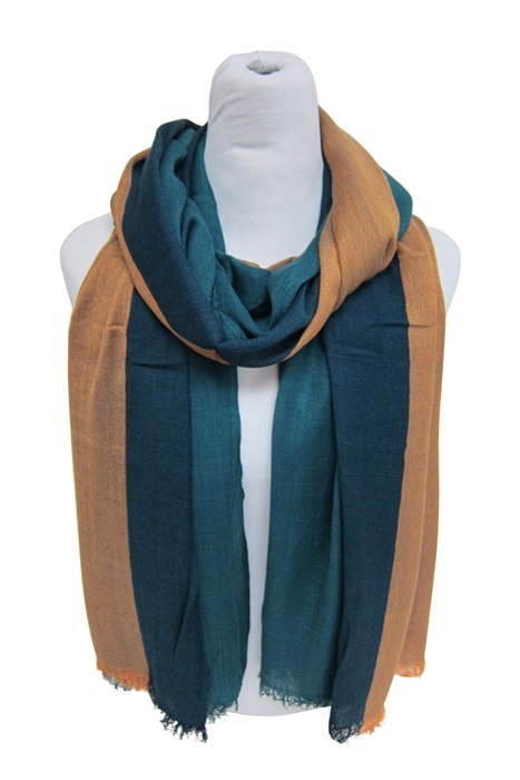 Colorblock Scarf - Boardwalk Style