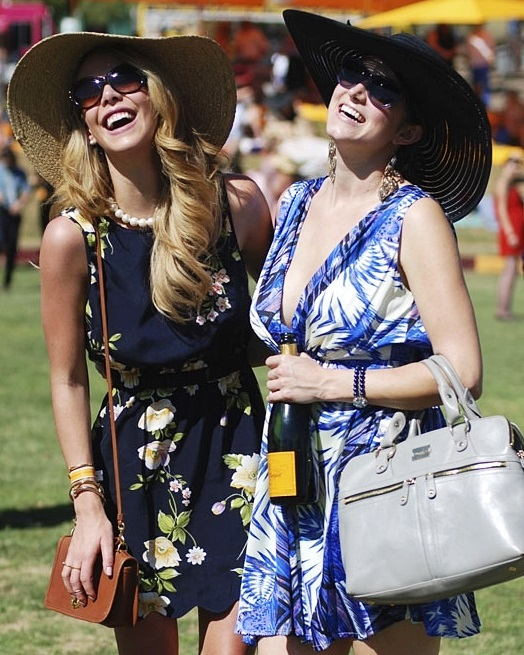 Veuve-Polo-Classic-Fashion-Addict-Kier-Mellour-Laura-Lily-Boardwalk-Style hats