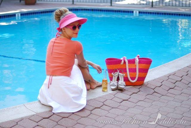 California Hat and Handbag Company Best Beach Bags Cute Beach Bags Summer 2014- Boardwalk Style