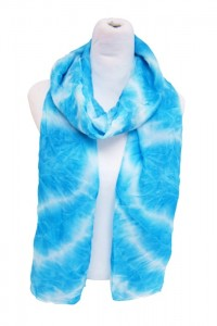Buy Summer Scarves Los Angeles Lightweight Printed Scarf- Boardwalk Style