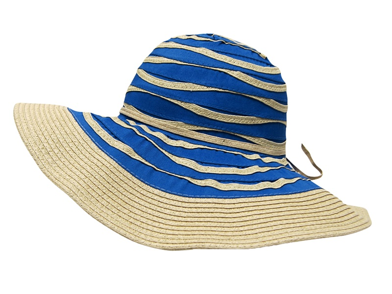 Bright Summer Hats for Hawaii Vacation Hats-Boardwalk Style