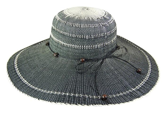 Ombre Fashion Summer Hats-Boardwalk Style