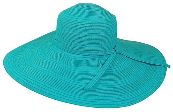 Extra Wide Brim Sun Hat California Beaches-Boardwalk Style