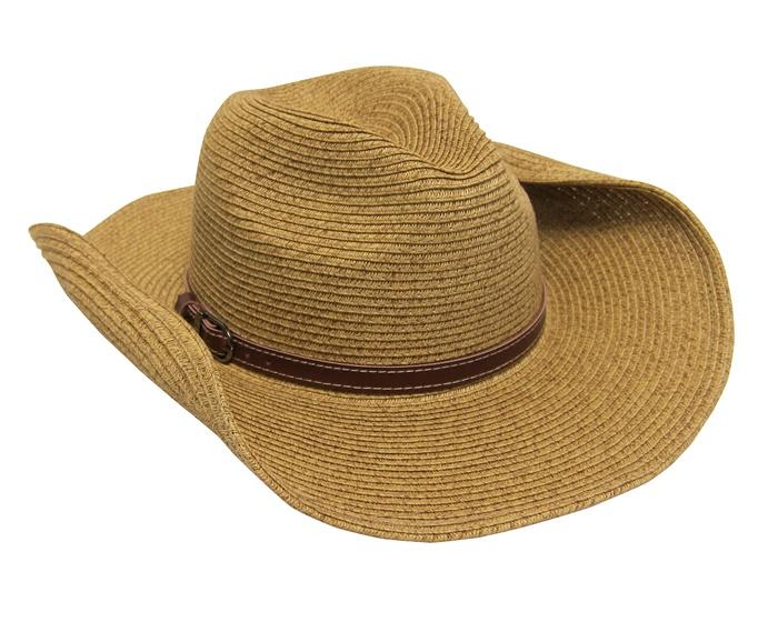 Sun Protective Cowboy Hat-Boardwalk Style