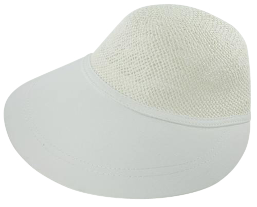 Sun Protective Golf Visor-Boardwalk Style