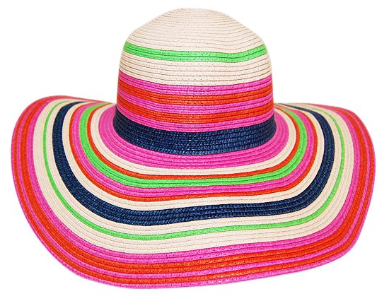 Floppy Beach Hats