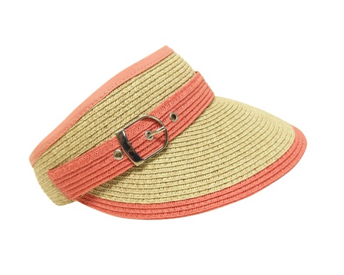 Straw Hat and Sun Visors