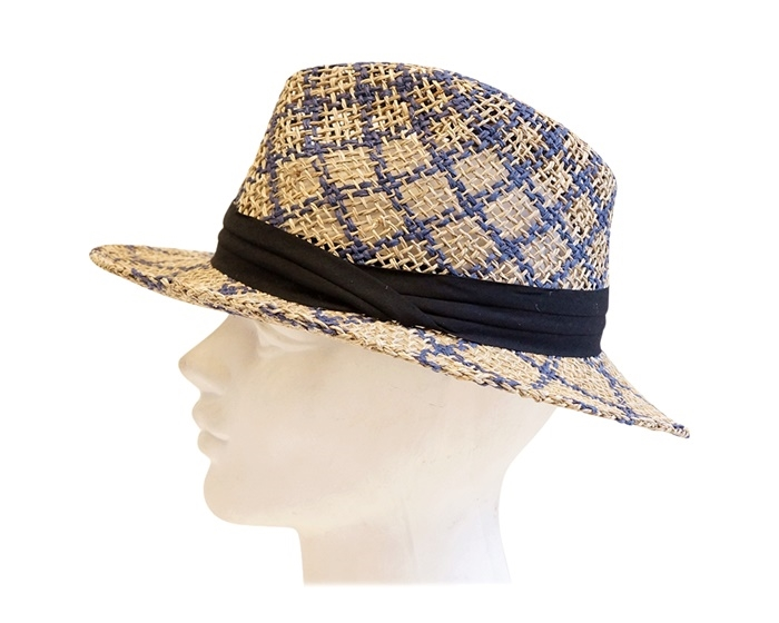 straw panama hats - los angeles california brand boardwalk style