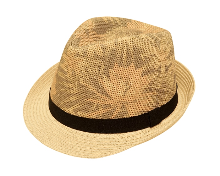 womens straw fedoras - beach accessories 2015 - boardwalk style los angeles