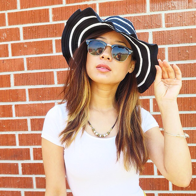 kim luu style blogger