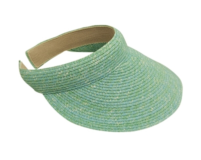 womens wholesale straw visors