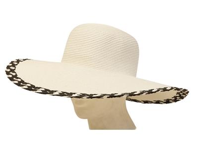 floppy straw beach hats