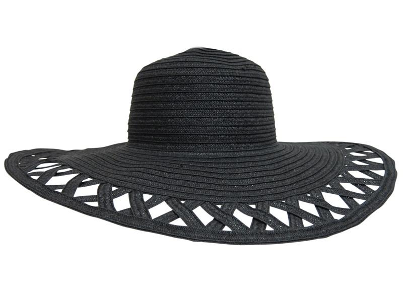 trendy straw hats