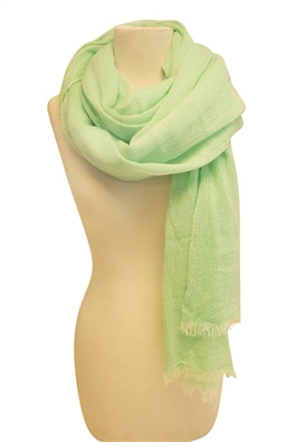 bright summer scarf