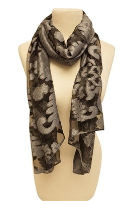 dressy light scarf