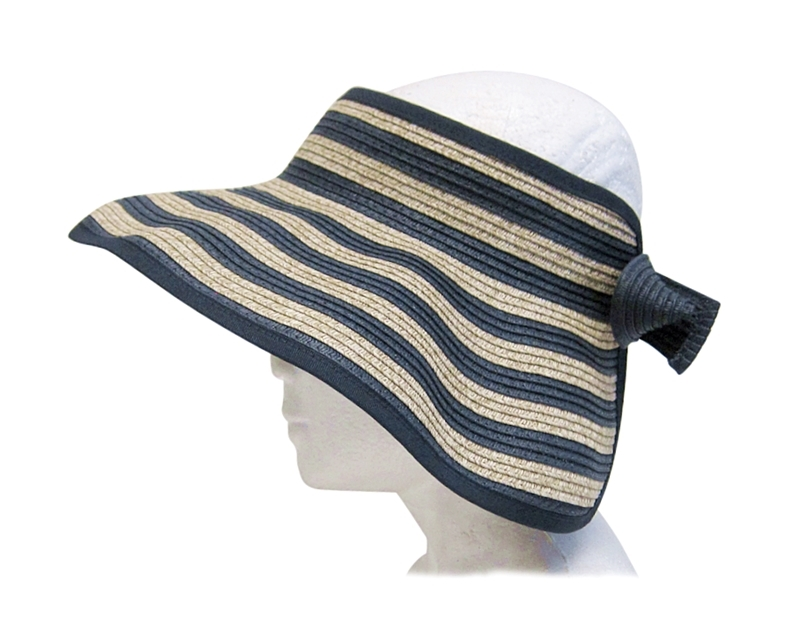 sun visor hats rollup nautical