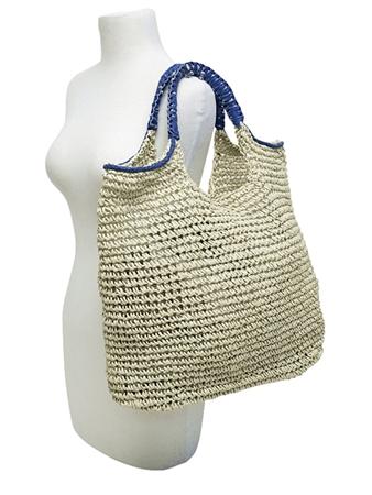 straw beach bags for summer