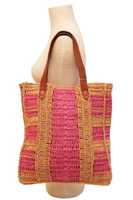 trendy summer straw bags