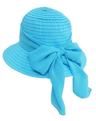 Lampshade RIbbon Hats Women