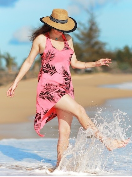 beach hats womens accessories - laura lily hawaii