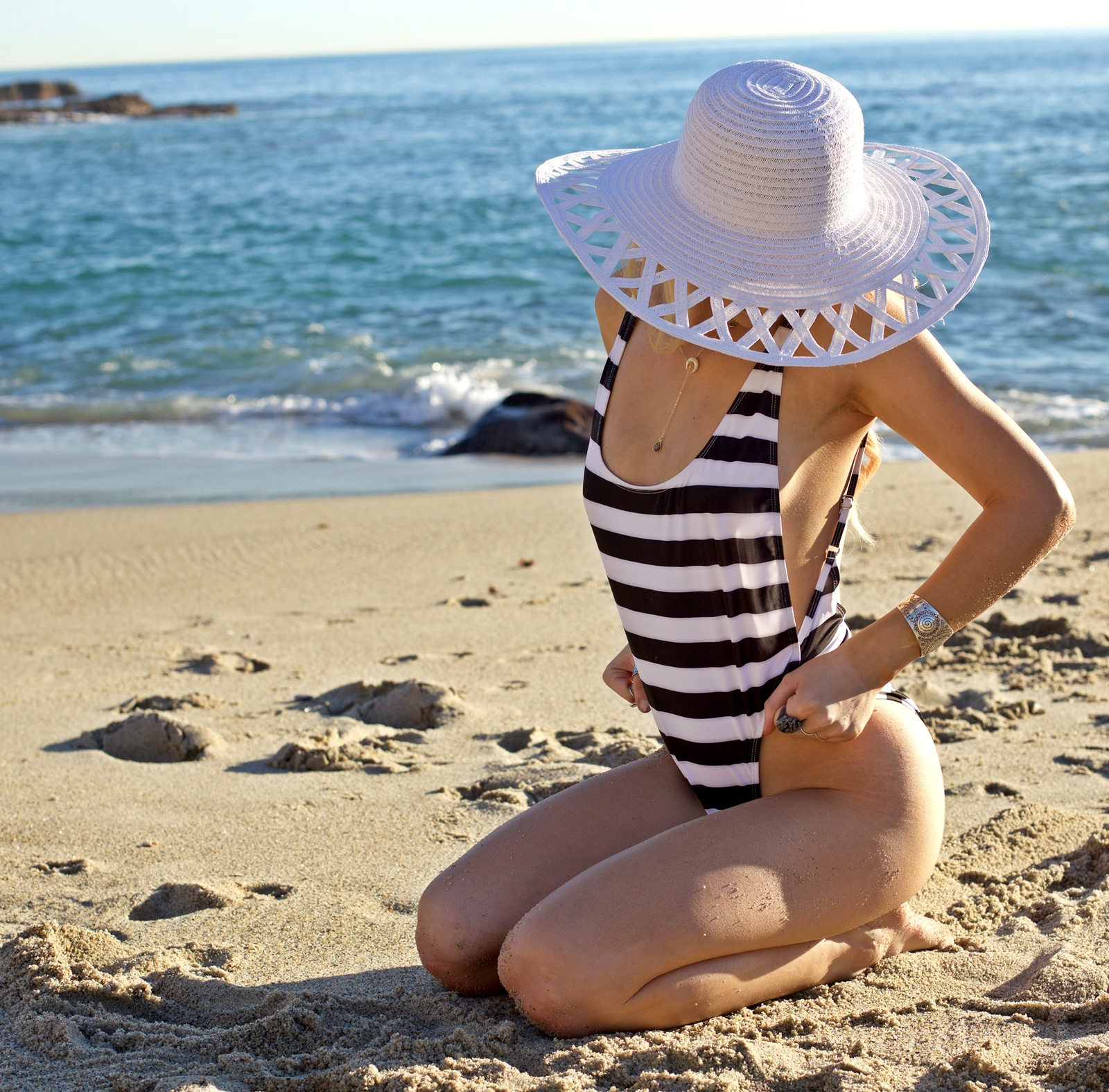 womens beach hats boardwalk style - eva catherine
