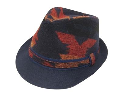 Ladies Trilby Fedora Hats-Dynamic Asia