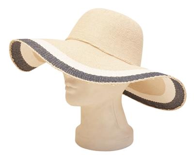 Large Floppy Summer Straw Beach Hats