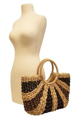 new straw beach bags