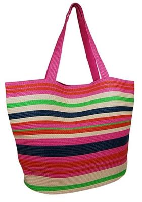 straw beach totes bags
