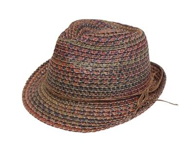 earthy beach fedora hats womens
