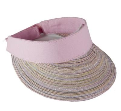 blended visor cap