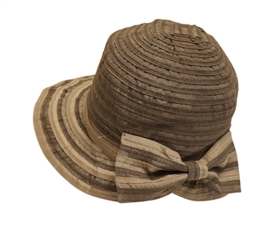 buy womens ribbon bucket hats