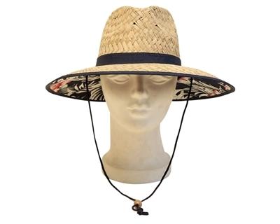 lifeguard hat womens flowers