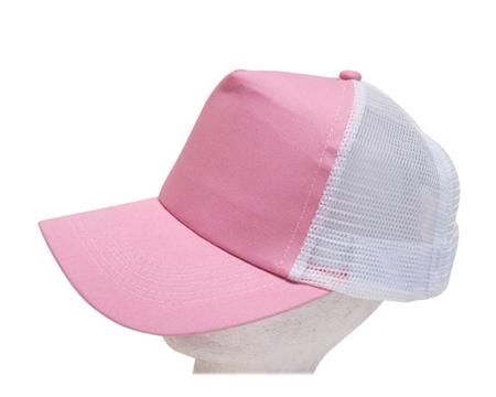 beach baseball hats ladies pink trucker caps