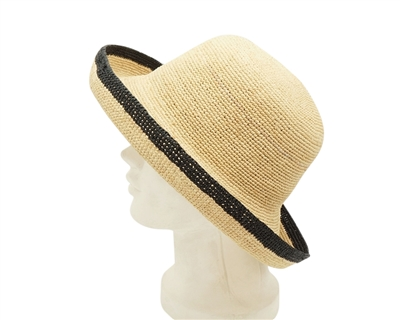 wholesale straw bucket hat
