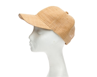 wholesale womens straw baseball hats