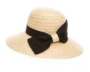 raffia sun hats