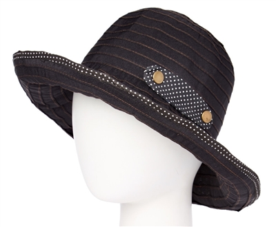 buy ribbon sun hat wholesale
