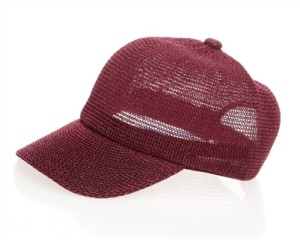 lightweight straw ladies fashion baseball caps