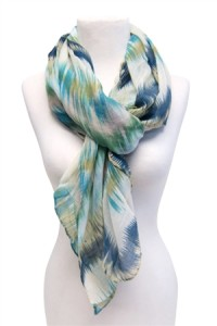 printed style scarf los angeles