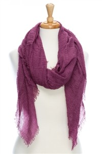 shawl wrapping styles with fringe