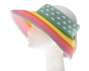 straw sun visors for festivals