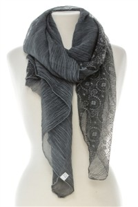 trendy summer scarf tying la