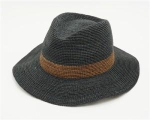 what is raffia straw hats